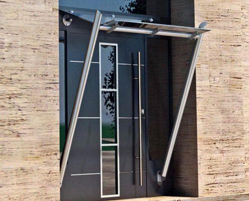 Vordächer aus Glas Koos